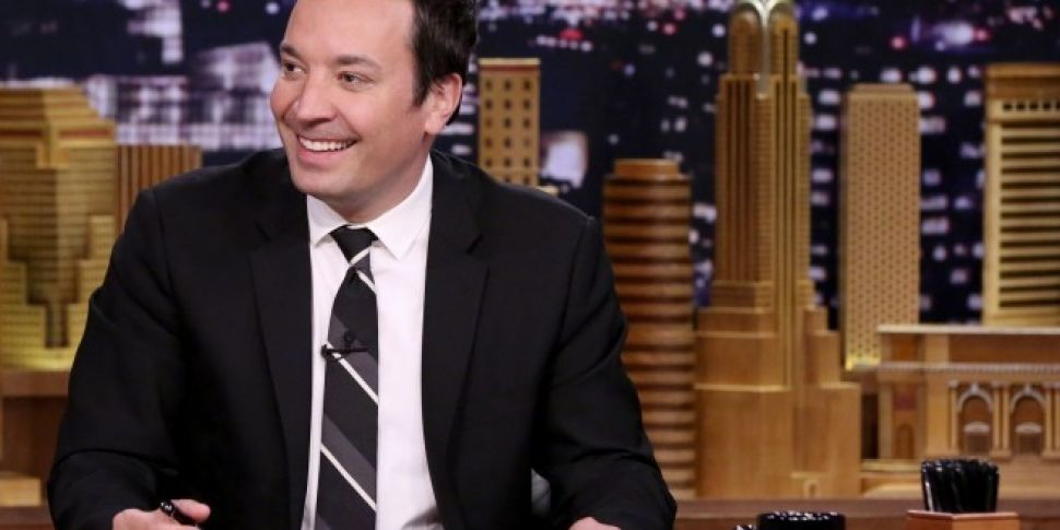 Someone Made A Vid Of Jimmy Fallon Telling the Same Joke Over and Over