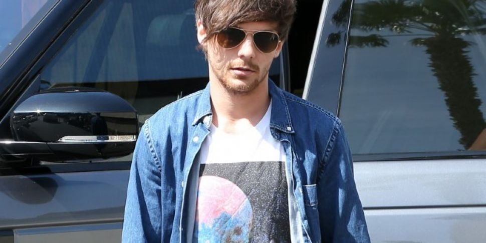 Louis Tomlinson Reportedly Joining The X Factor Judging Panel