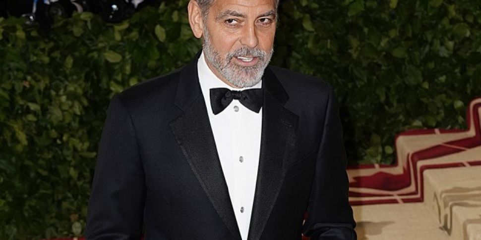 George Clooney Injured In Motorbike Accident In Italy