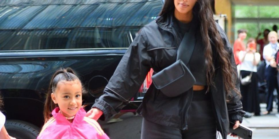 North West Made Her Modelling Debut With Fendi