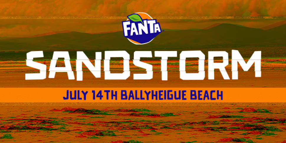 Fanta Sandstorm 2018 | What To Expect On The Day