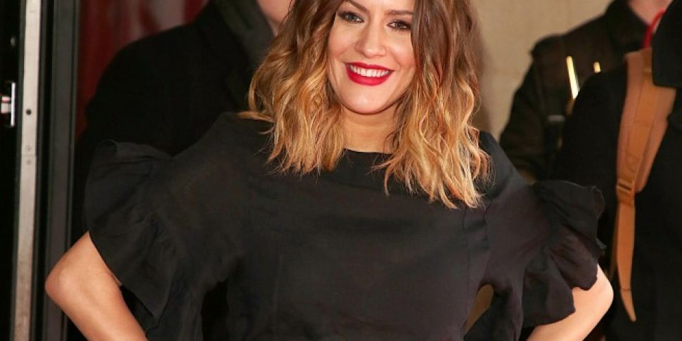 Caroline Flack Hits Back At Split Claims