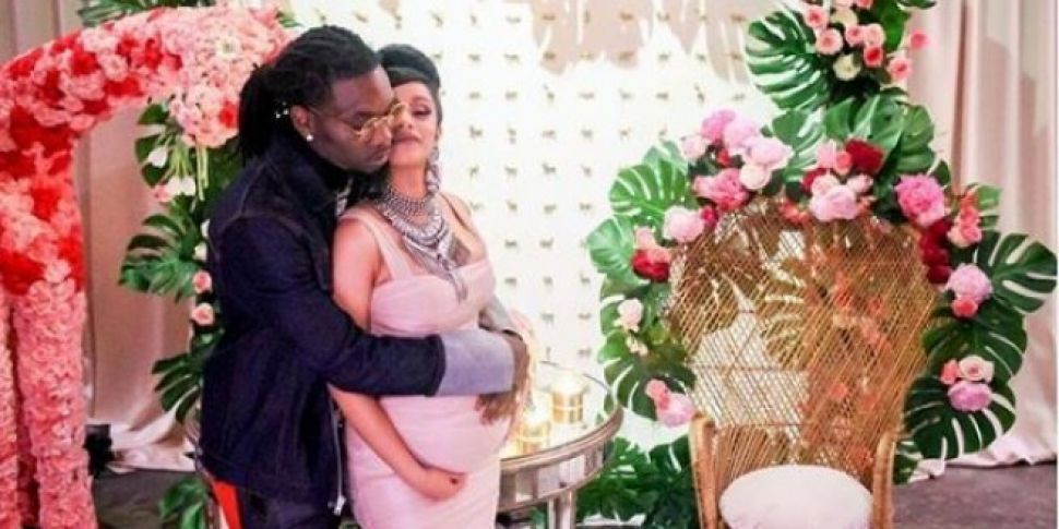 Cardi B & Offset Welcome Baby Girl