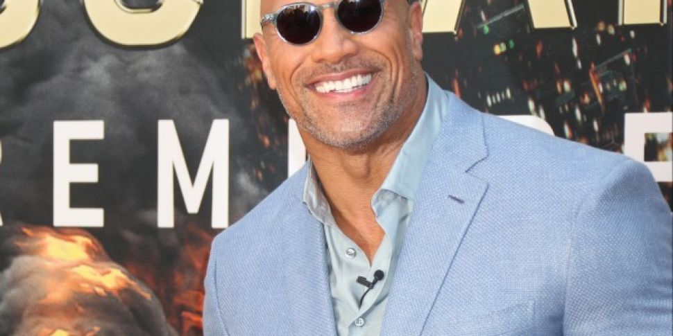 Dwayne Johnson Dubbed Hollywood's Highest Paid Actor