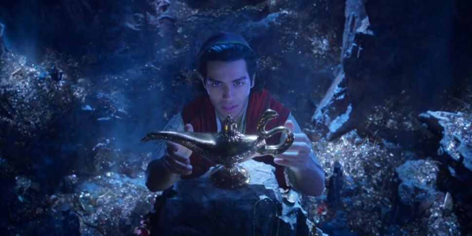 The First Trailer For Disney's Live-Action 'Aladdin' Is Here