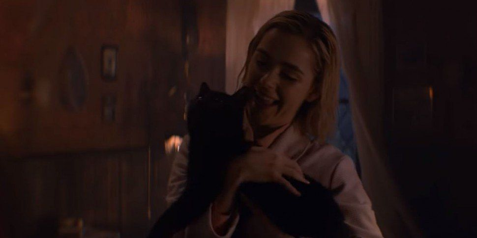 New 'Chilling Adventures Of Sabrina' Clip Unveils Salem