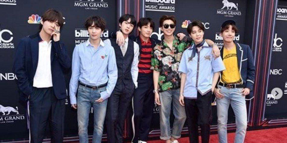 South Korea's BTS Make Their UK Debut