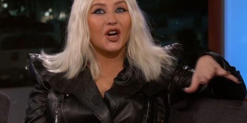 Christina Aguilera Opens Up About Cardi B & Nicki Minaj's Fight