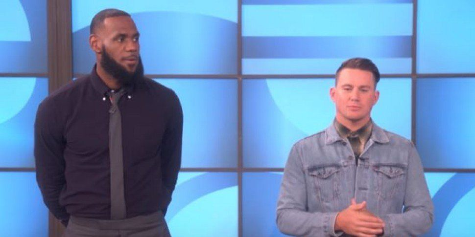 Channing Tatum Wants Lebron James To Join Magic Mike Cast