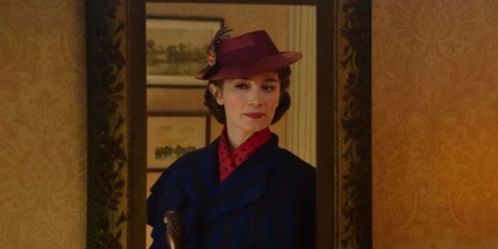 The Trailer For 'Mary Poppins Returns' Has Dropped