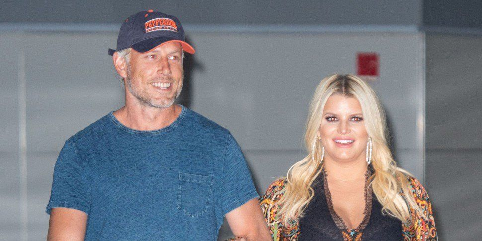 Jessica Simpson & Eric Johnson Expecting Baby Number Three