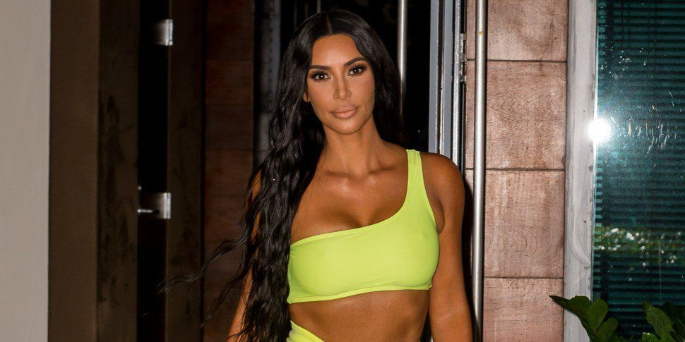 Kim Kardashian Spotted At Beyoncí© Concert Putting Feud Behind Them