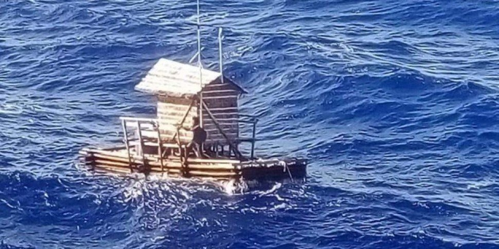 Indonesian Teenager Survives 49 Days At Sea On Floating Fishing Hut