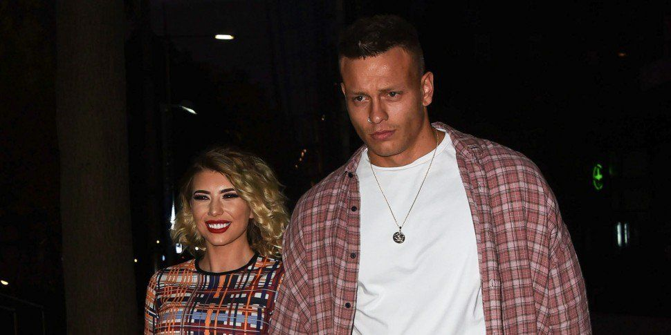 Love Island's Olivia & Alex Share New Photos From Their Wedding