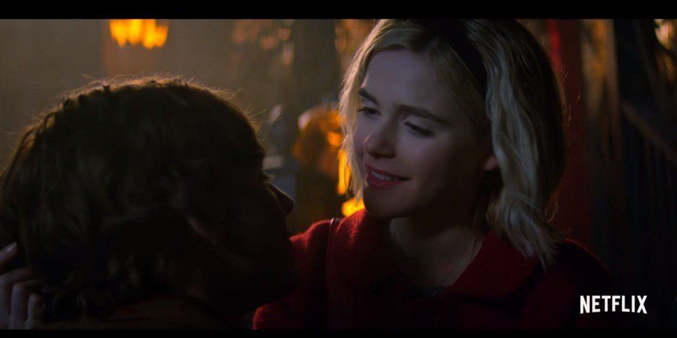 Netflix Release First Full Trailer For Chilling Adventures Of Sabrina