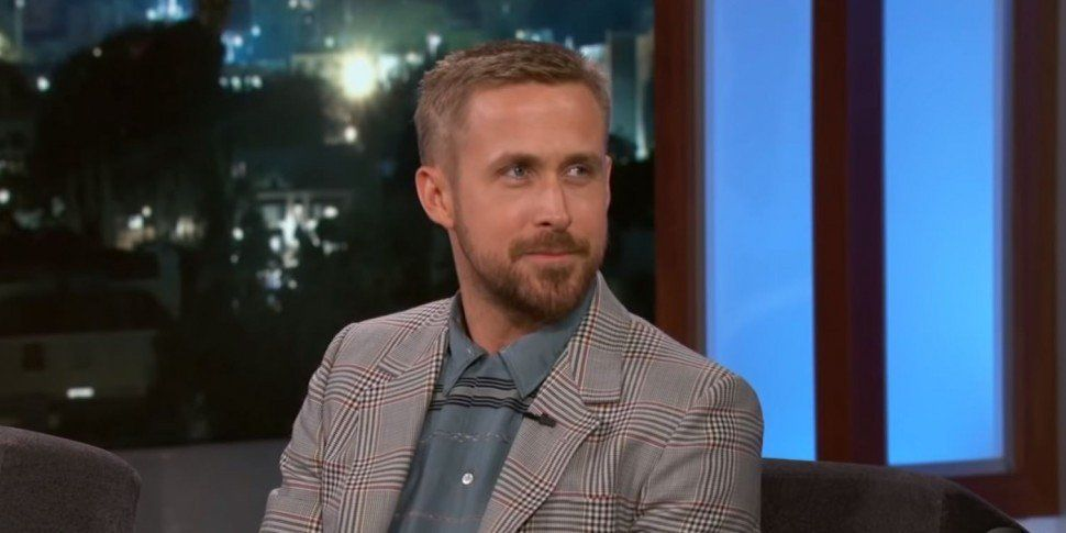 Ryan Gosling's Daughters Think He's An Astronaut