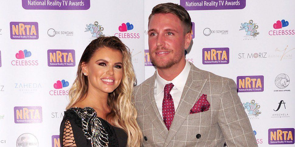 Love Island's Hayley & Tom Zanetti Look Loved-Up In Cyprus