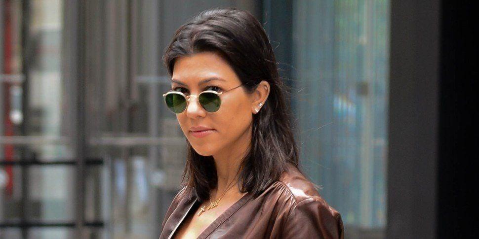 Kourtney Kardashian Not Happy That Someone Says She 'Doesn't Work'