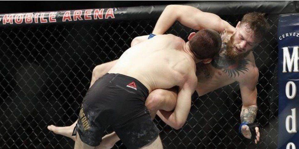 McGregor And Khabib Both Face Disciplinary Action