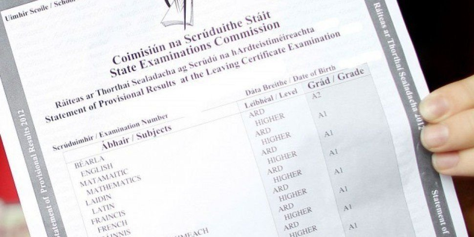Thousands Of Students Find Out Their Appealed Leaving Cert Results Today