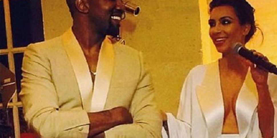 Kanye & Kim's Irish honeym...