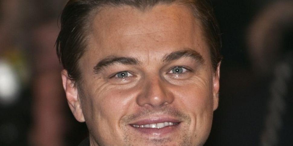 Video: Leonardo DiCaprio rappi...