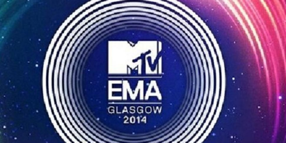 Tickets on sale for MTV Europe...