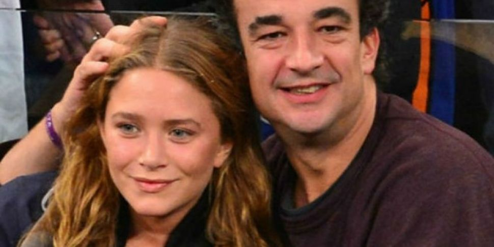 Mary-Kate Olsen tied the knot?