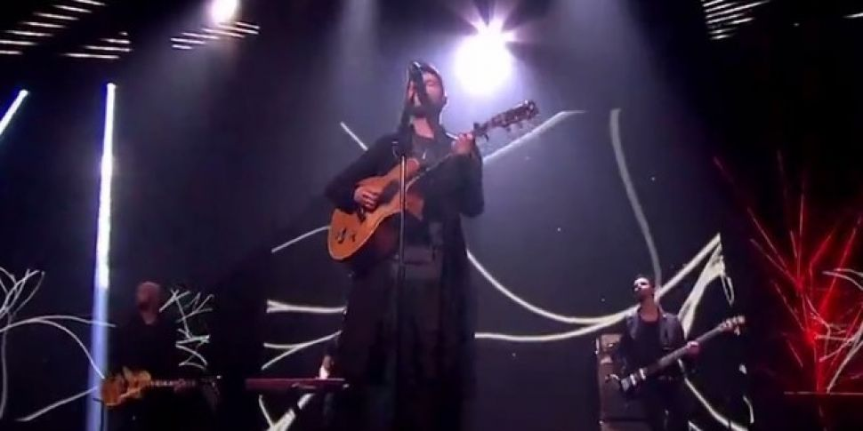 VIDEO: The Script perform on t...