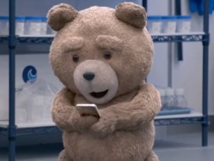 Ted is back!
