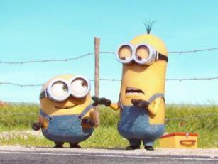 WATCH: Minions movie trailer!