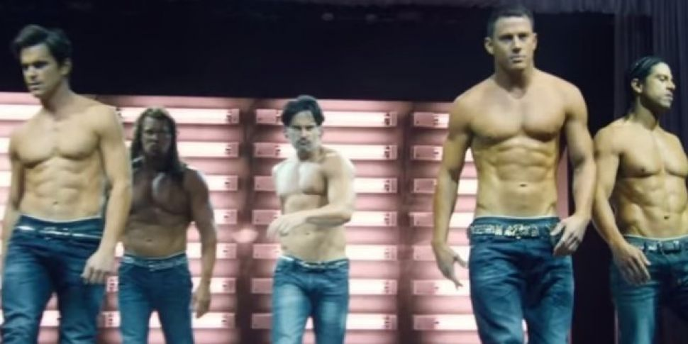 New Magic Mike XXL poster rele...