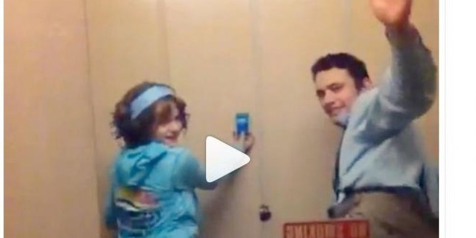 James Franco twerking!