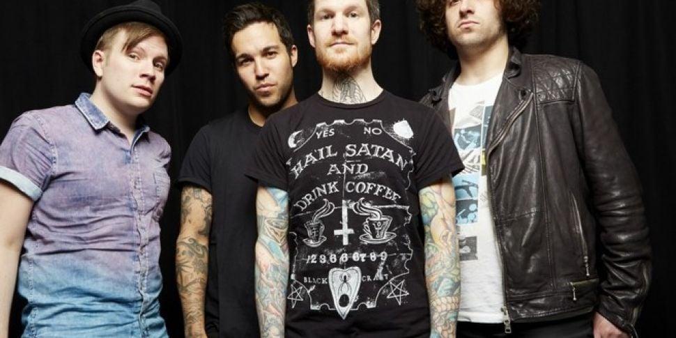 Fall Out Boy announce Irish gi...