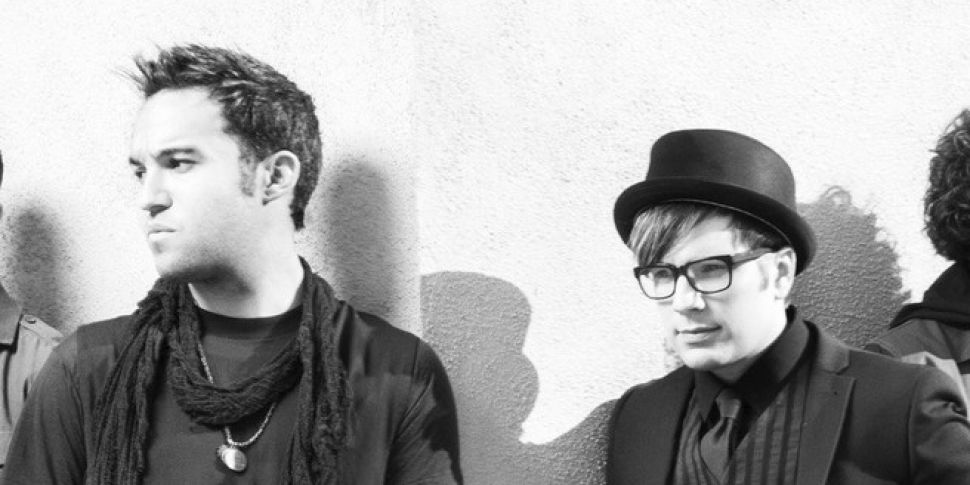 Fall Out Boy stream new EP onl...