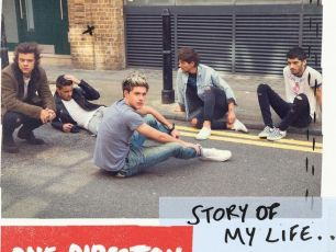 Video: One Direction - Story of My Life (Behind the Scenes)