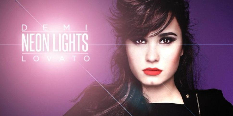 Demi Lovato - 'Neon Lights...