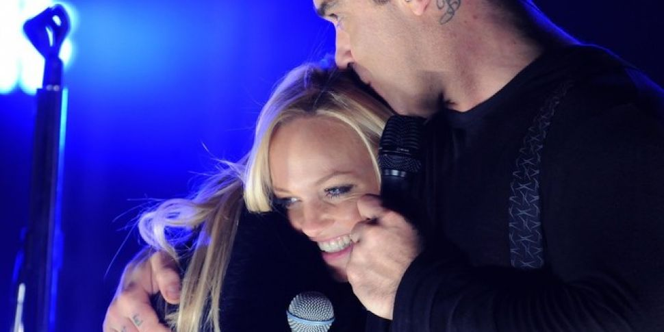 Robbie Williams & Emma Bunton