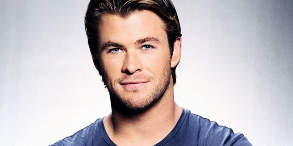 Chris Hemsworth is going to be...