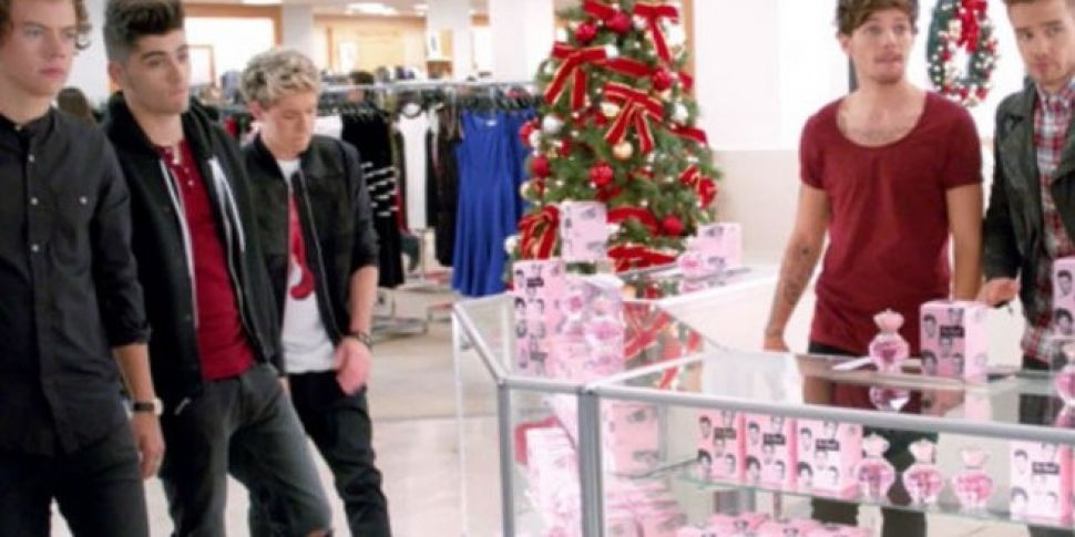 One Direction's Macy's...