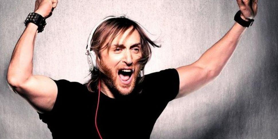 David Guetta Previews New Sing...