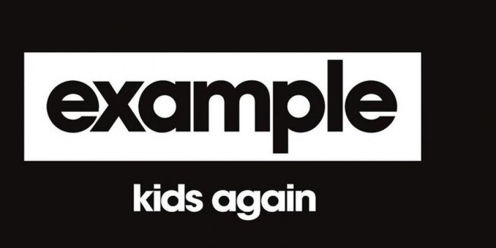 New music: Example - 'Kids...