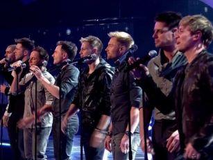 Boyzone and Westlife unite?