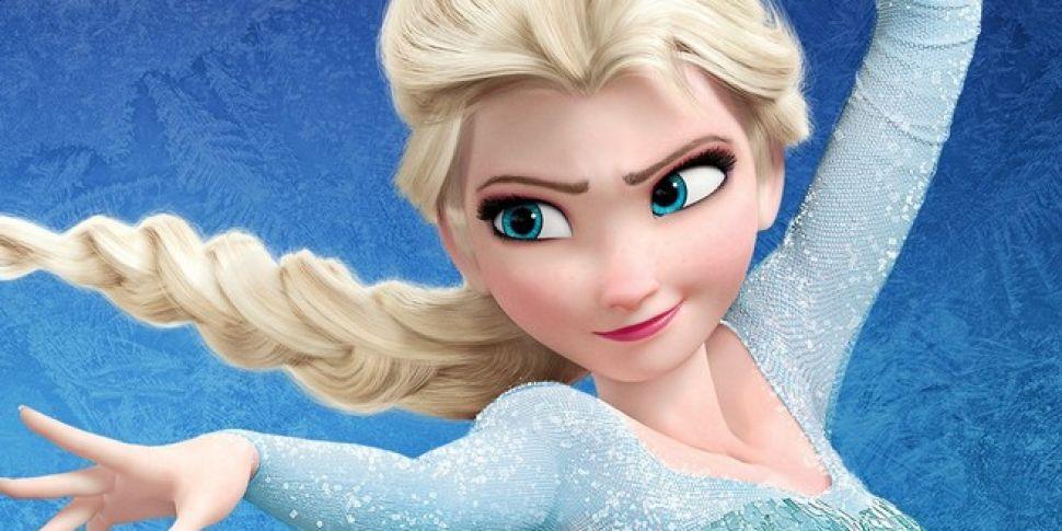 Frozen 2?