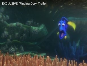 Watch: Finding Dory trailer