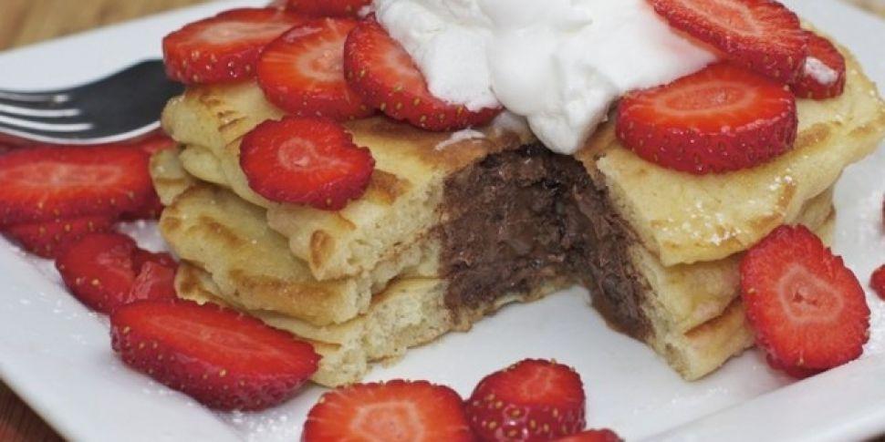5 AMAZING pancake recipes!