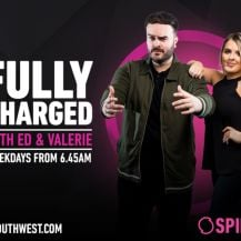 Fully Charged: Ed and Meghann Chat to Gavin James