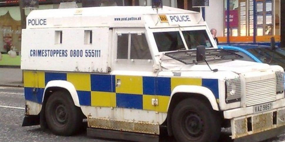 PSNI officer arrested on suspi...