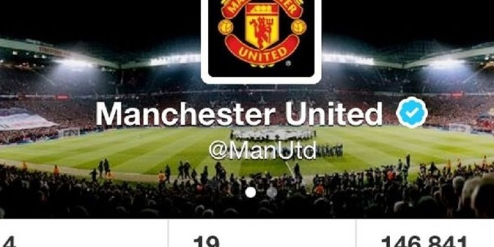 Manchester United joins Twitte...
