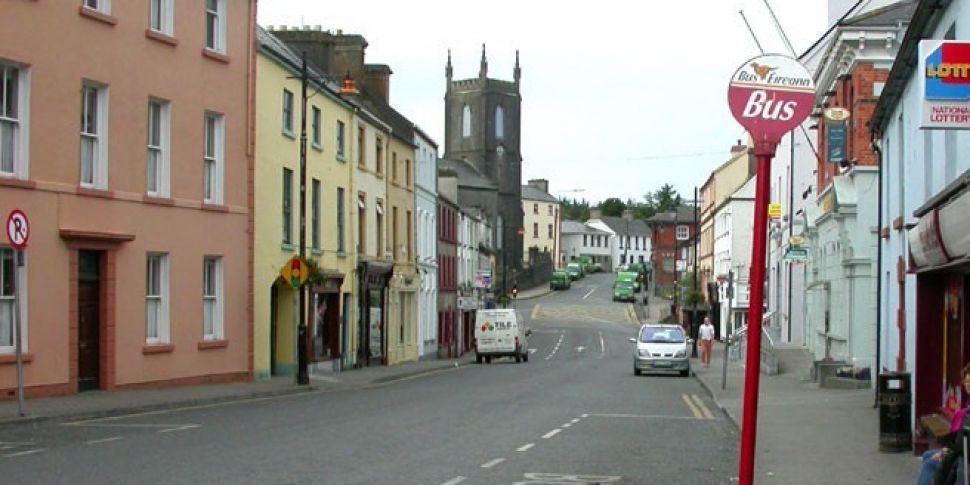 Death of two men in Castlebar...